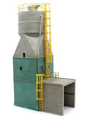Concrete Mixing Hopper