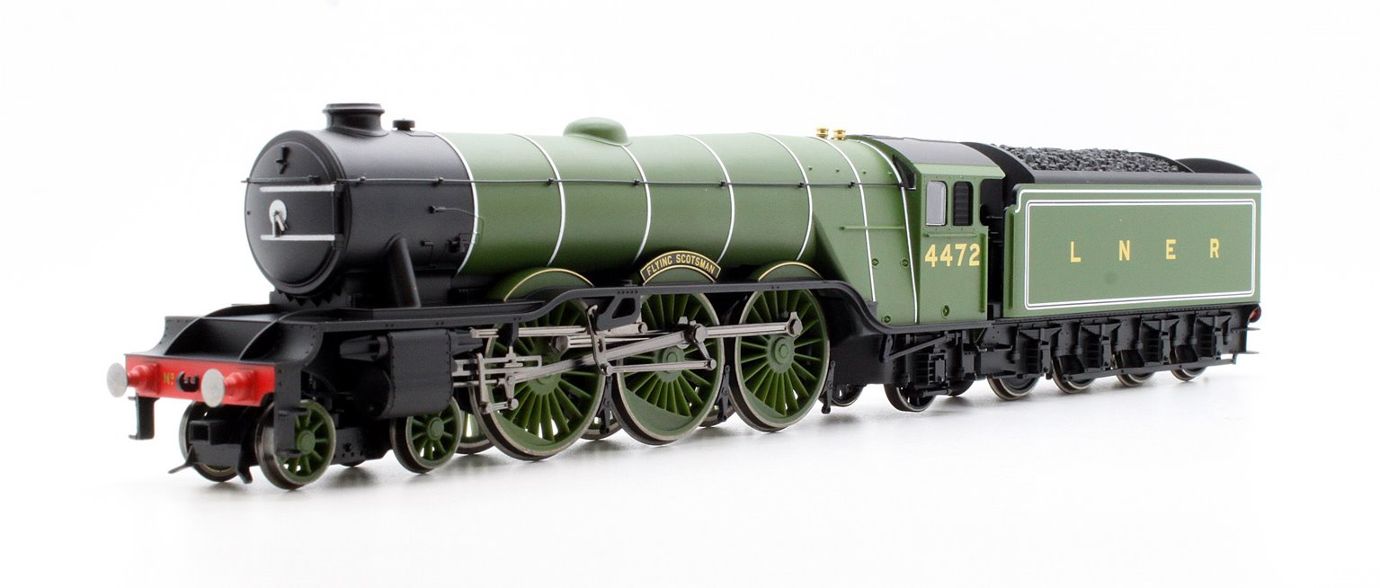 LNER 4-6-2 Class A1 Flying Scotsman LNER Green #4472