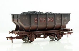 21T Hopper Sykes - Weathered