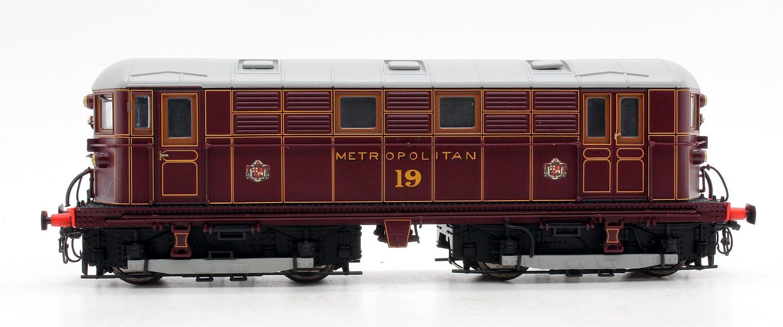 Metropolitan Bo Bo No 19