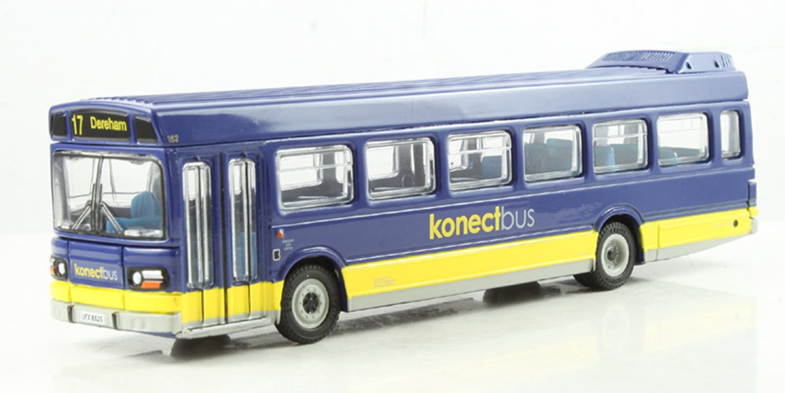 EFE 17229 Leyland National Mk.1 Long Konectbus