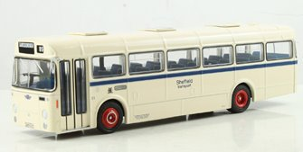 EFE AEC Swift 6 Bay Sheffield Transport
