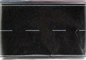 OO/HO 80mm Wide Tarmac Road (1M)