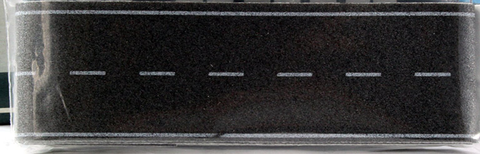 N 40mm Wide Tarmac Road (1M)