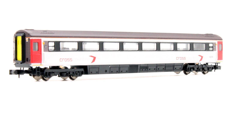 Mk3 Cross Country 2nd Class 42374 'D' HST
