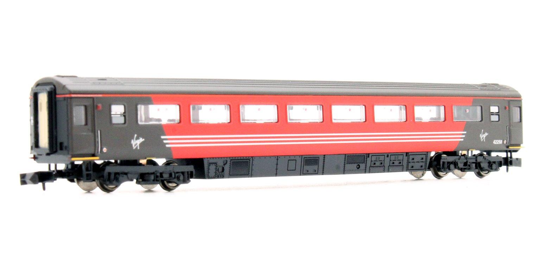 Mk3 Virgin 2nd Class Coach 42258