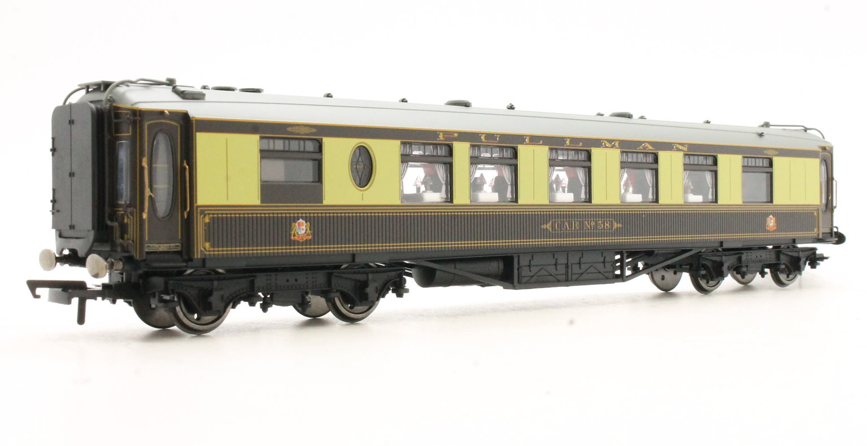 Pullman 2nd Class Kitchen Car 'Car No.58'