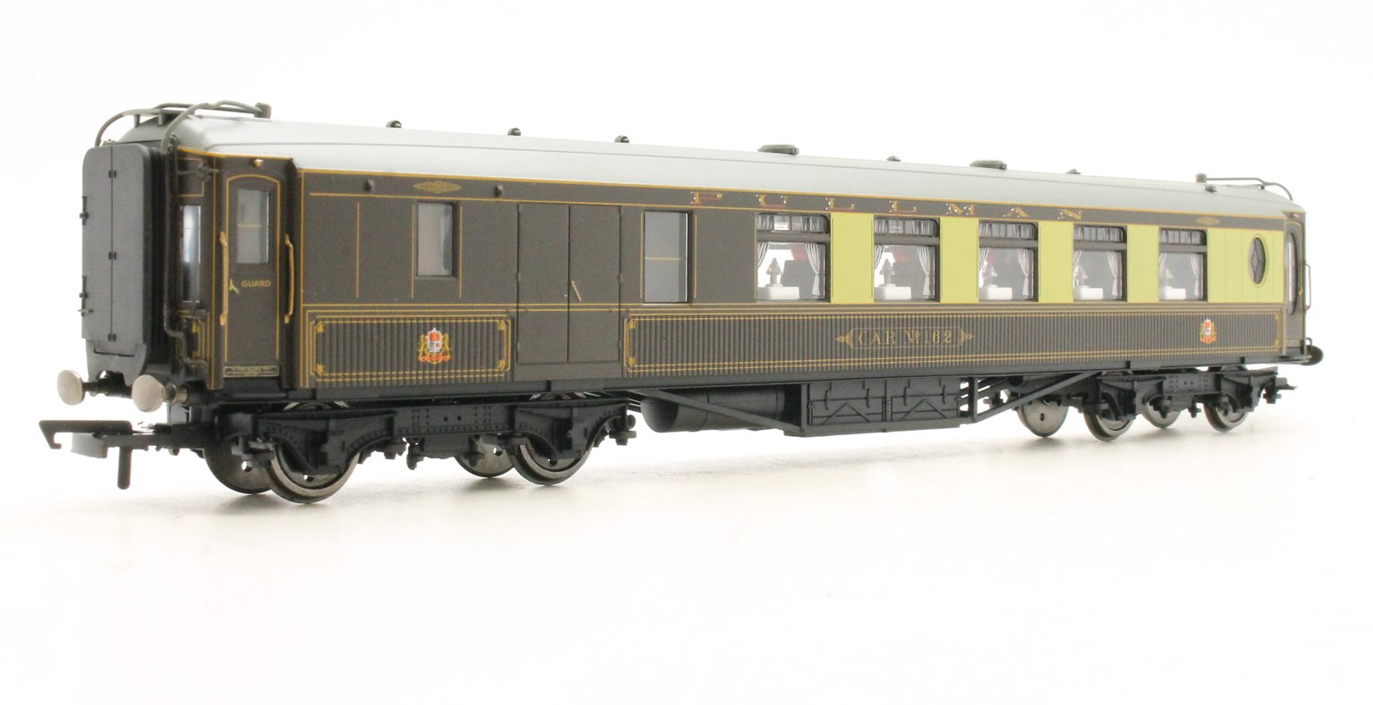 Pullman Third Class Brake Car 'Car No.162'