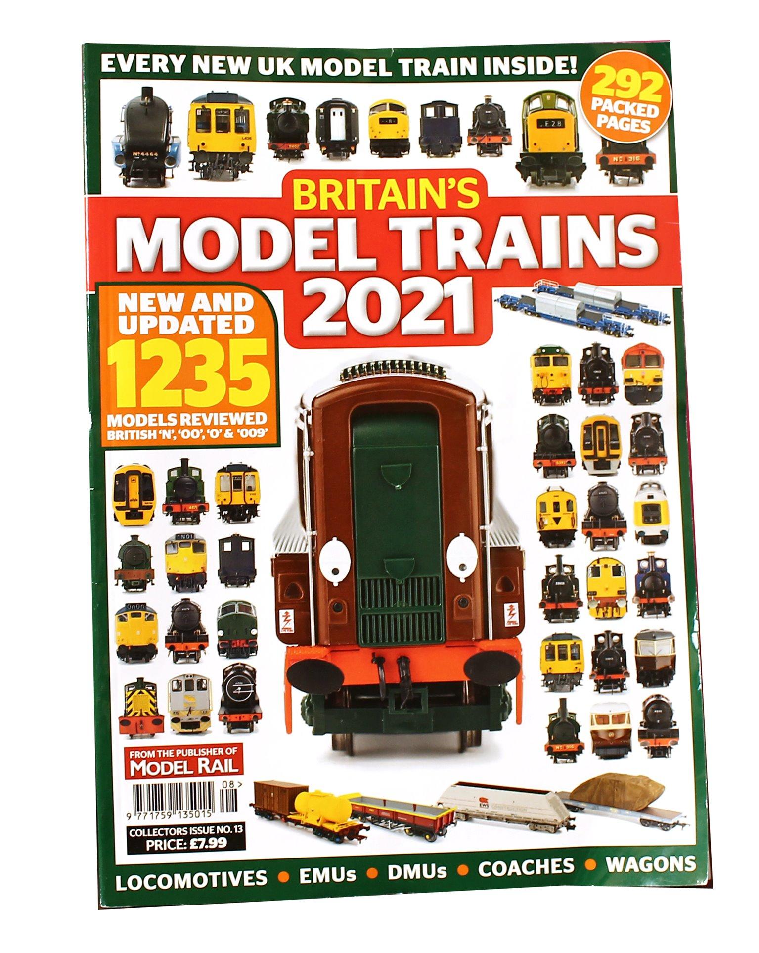 Britain's Model Trains 2021