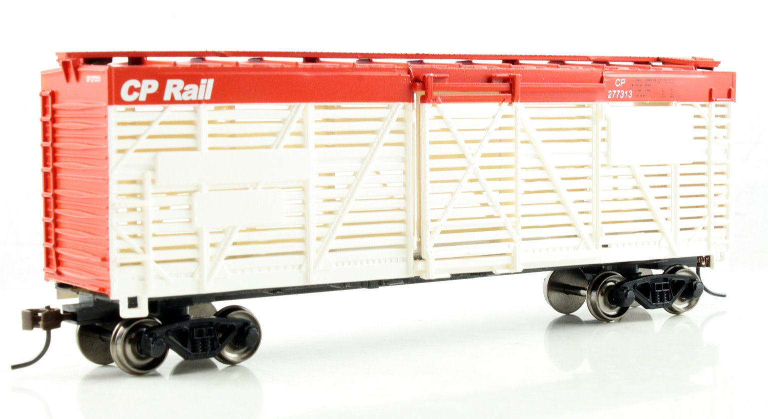 40' Stock Car CP Rail