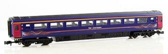First Great Western Mk3 1st Class Coach #41133 HST