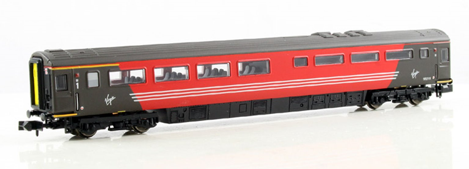 Virgin Mk3 Buffet Coach #10211 Loco Hauled