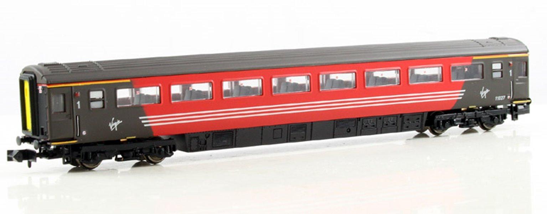 Virgin Mk3 1st Class Coach #11027 Loco Hauled
