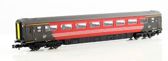 Virgin Mk3 1st Class Coach #11084 Loco Hauled
