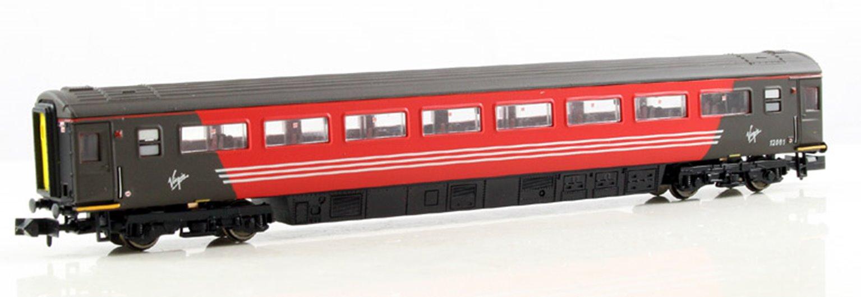 Virgin Mk3 2nd Class Coach #12061 Loco Hauled
