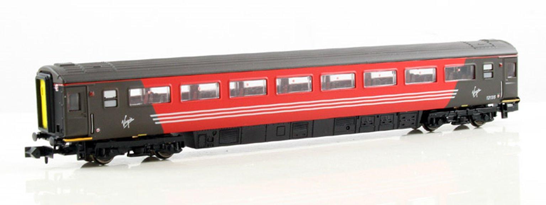 Virgin Mk3 2nd Class Coach #12135 Loco Hauled