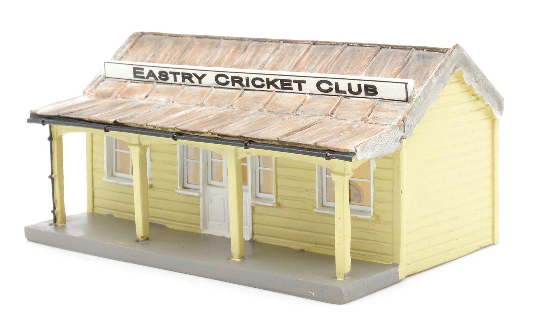 The Cricket Pavilion