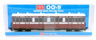 Peco GR-400A 1st/3rd class Composite Coach in l&B Livery No. 5