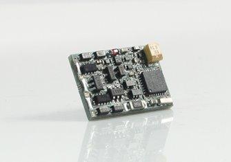 """Silver Direct +"" 1.0/1.8A with NEM 652 plug"