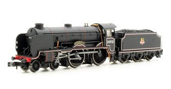 Schools Class 'Shrewsbury' #30921 BR Lined Black Small Early Emblem