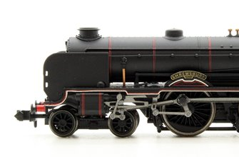 Schools Class 'Shrewsbury' #30921 BR Lined Black Small Early Emblem - DCC Fitted