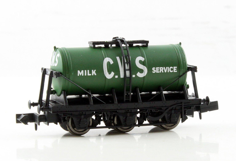 6 Wheel Milk Tanker CWS Green 4409