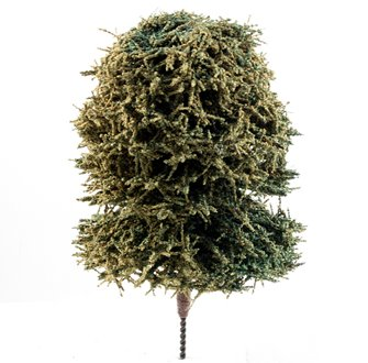 90mm Green Deciduous Tree