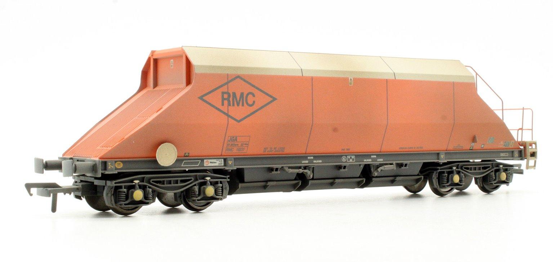 90 Tonne JGA Bogie Hopper 'RMC' Weathered