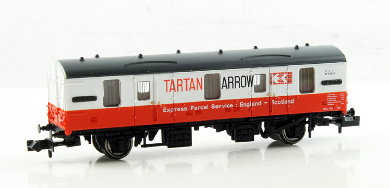BR 4 Wheel CCT Van Tartan Arrow
