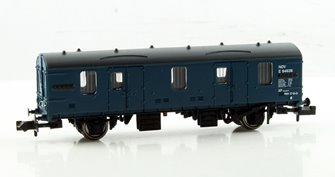 BR 4 Wheel CCT Van BR Blue
