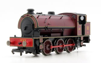 Class J94 'United Steel Company' 0-6-0ST Locomotive No.22