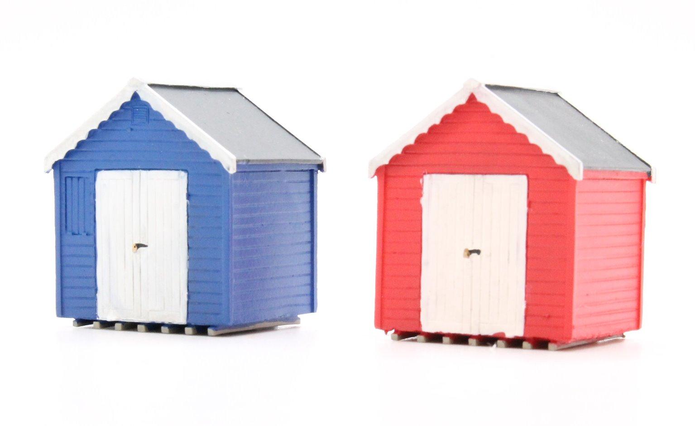 Beach Huts x 2