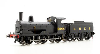 LNER Black Class J15 0-6-0 Steam Locomotive #5444