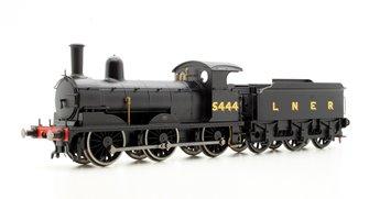 LNER Black Class J15 0-6-0 Steam Locomotive #5444