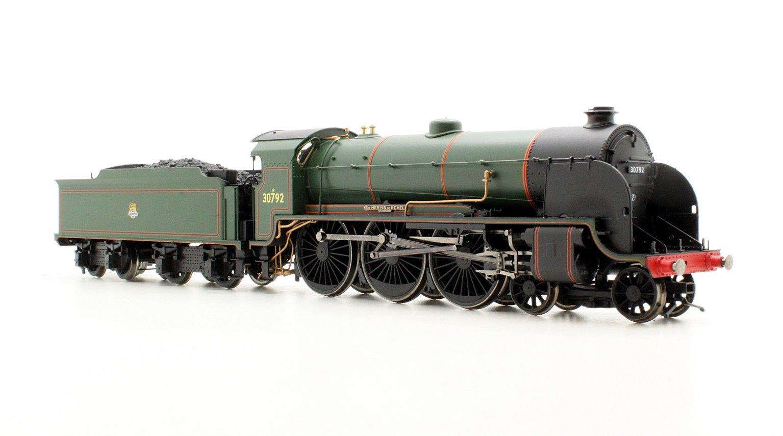 'Sir Hervis de Revel' BR Green (Early) N15 King Arthur Class 4-6-0 Steam Locomotive No.30792