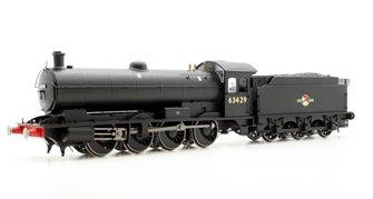 BR 0-8-0 Raven Q6 Class - BR Late locomotive #63429