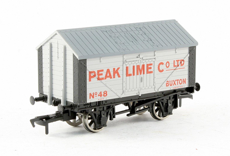 Peak Lime Lime Wagon #48