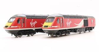 Class 43 HST Virgin Rail East Coast with TTS Sound