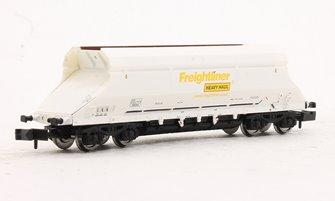 HIA Freightliner Heavy Haul Limestone Hopper White 369044