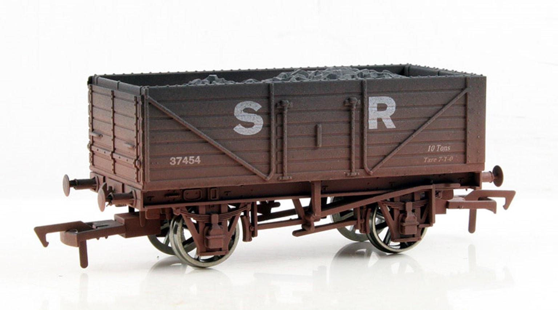 SR 7 Plank wagon 37454 Weathered