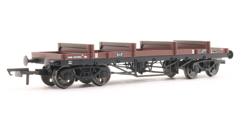 Bogie Bolster Wagon  BR 923962 Bauxite (TOPS YRV (S&T))