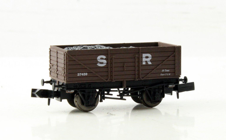 Dapol 2F-071-007 SR 7 Plank Wagon '37459'