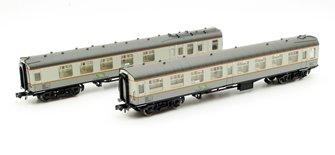 Mk1 Coach Pack Hunslet-Barclay Weed Killing Train