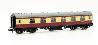 Stanier First Corridor BR Crimson & Cream