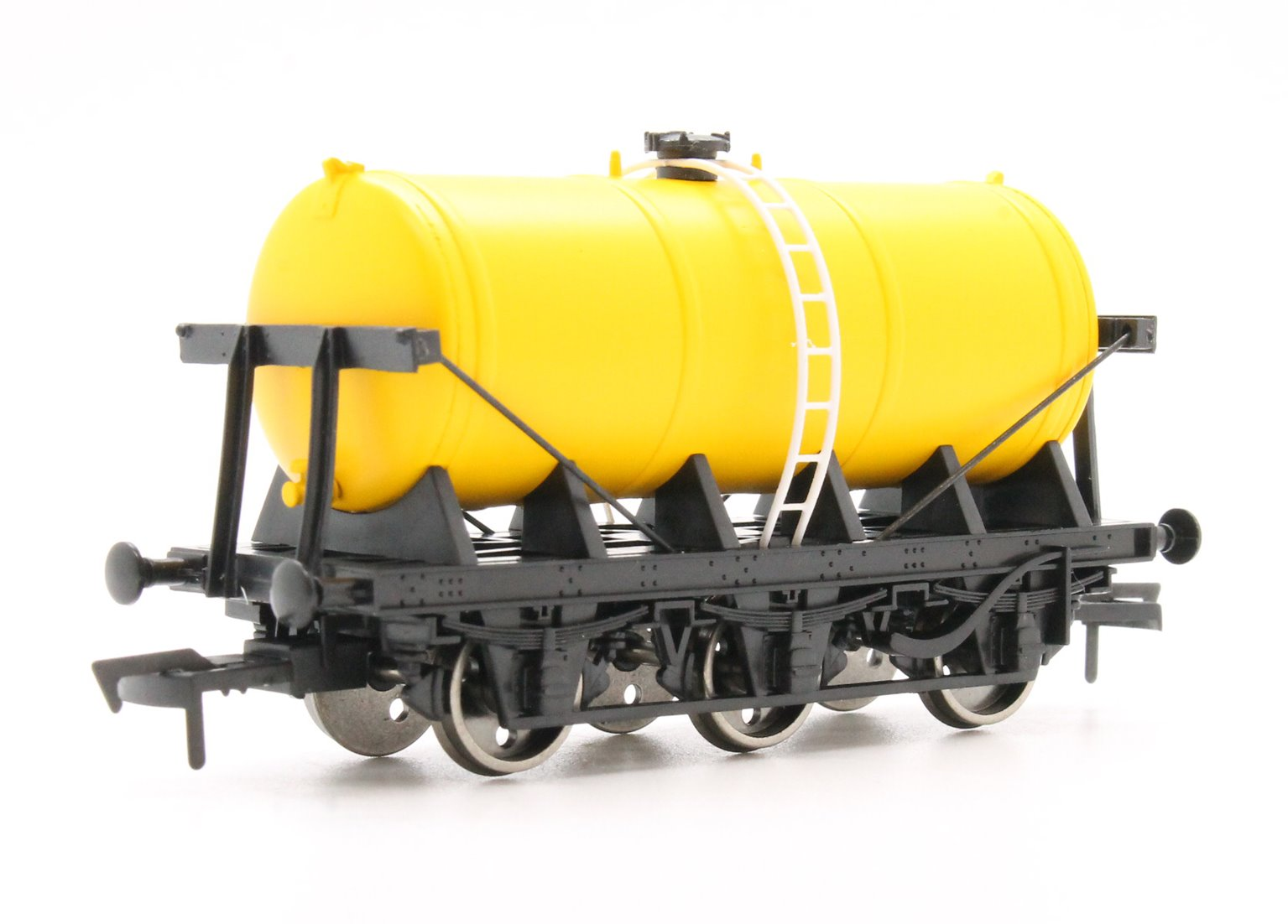6 Wheel Milk Tank - Yellow