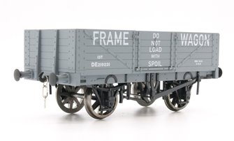5 Plank Wagon - Frame Wagon