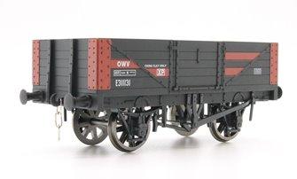 5 Plank Wagon - China Clay