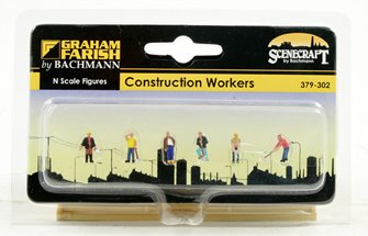 Figures - Construction Workers