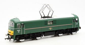 BR Green Class 71 - E5001 Electric Locomotive (NRM As Preserved)