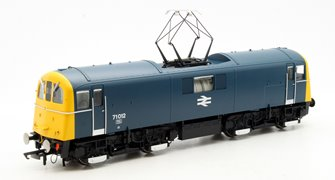 BR Blue Class 71 012 Electric Locomotive